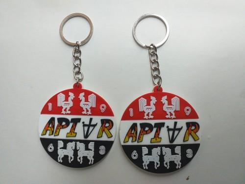 Gantungan kunci karet Gantungan kunci